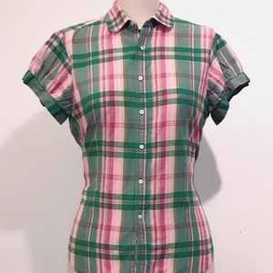 Check button shirt from Ralph Lauren!